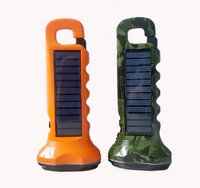6 Led Solar Flashlights