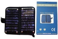 Solar Universal Mobile Phone Travel Charger