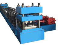 Precession Guard Rail Roll Forming Machine
