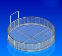Wire Mesh Basket Holloware Kidney Tray