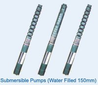 Water Filled 150mm Submersible Pump