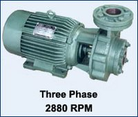 2880 Rpm Centrifugal Monoblock Pump