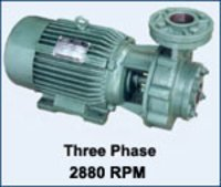 Three Phase Centrifugal Monoblock Pumps-2880 Rpm