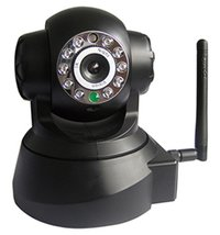 H.264 MSN WIFI IP PT Camera