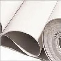 White Food Grade Rubber Sheet