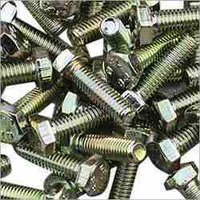 Zinc Yellow Plating For Nuts and Bolts