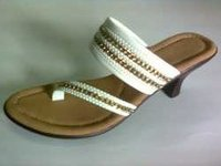 Ladies Black Sandal