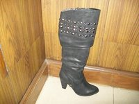 Ladies Black Boot