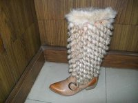 Ladies Fancy Boot