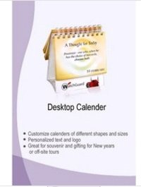 Desktop Calendar