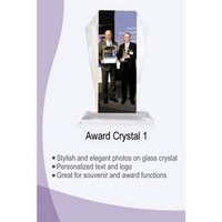 Award Crystal For Corporates