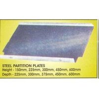 Steel Partition Plates