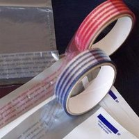 Reclosable Bag Tape