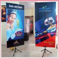 Double Sided Banner Printing