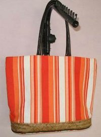 Ladies Canvas Bag
