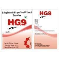 L-Arginine And Grape Seed Extract