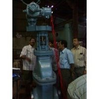 Electrically Operated Sluice Valve
