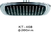 Kt-468 Round Over Shower Head