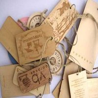 Wood Labels