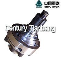 Sinotruk Howo Parts Differential Assy