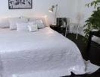 White Color Bedspread