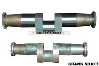 Crank Shaft For Briquetting Plant
