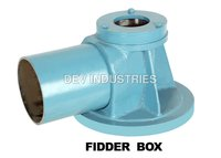 Fidder Box For Briquetting Plant