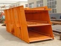 Circular Vibrating Screen Separator For Ore