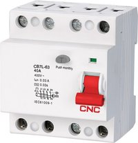 Residual Current Circuit Breaker (Electro-Magnetic Type)