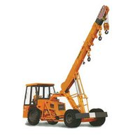 Hydra Cranes Rental Service