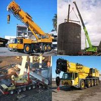 Telescopic Cranes Rental Service
