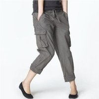 Girls Cargo Pants