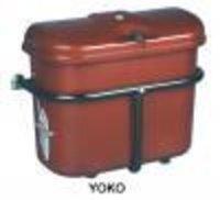 Yoko motorcycle side boxes