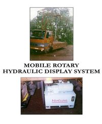 Mobile Rotary And Hydraulic Display Systems
