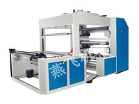 Non-Woven Fabric Color Printing Machine