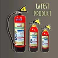Multipurpose Clean Agent Fire Extinguisher