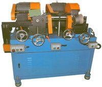 Polishing Machine For Round Tube And Bar
