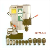 Portable Electromagnetic Drill And Tapping Machine Mtm-922 A
