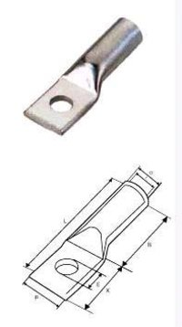Copper Compression Lugs - Short Barrel