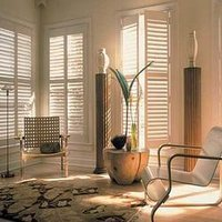 Decorative Wooden Blinds