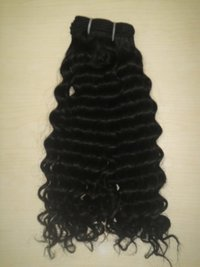 Natural Indian Human Hair Curly/Wavy