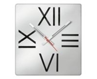 Stainless Steel Designer Wall Clocks