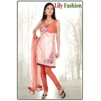 Pink Salwar Suit