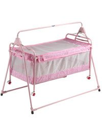 Sleepwell Crib Baby Cradle