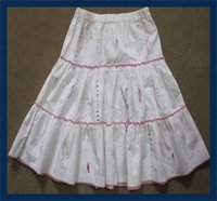 Kids Long Skirt