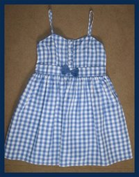Kids Simple Frock