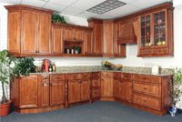 American Standard Wooden Kitchen Cabinets