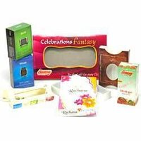 Multicolour Gift Boxes and Cartons From Duplex Board