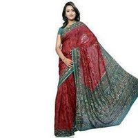Crepe Sarees