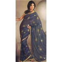 Natural Print Sarees